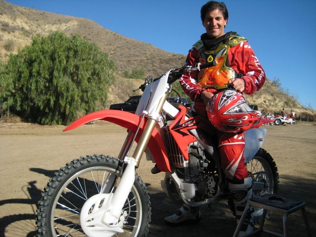Peter F. Koenig - Motocross Bike Professional
